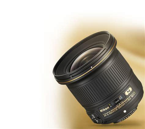 Nikon Af S 20mm F af s nikkor 20mm f 1 8g ed interchangeable lens from nikon