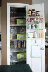 Kitchen Pantry Closet Organization Ideas by Home Kitchen Pantry Organization Ideas Mirabelle