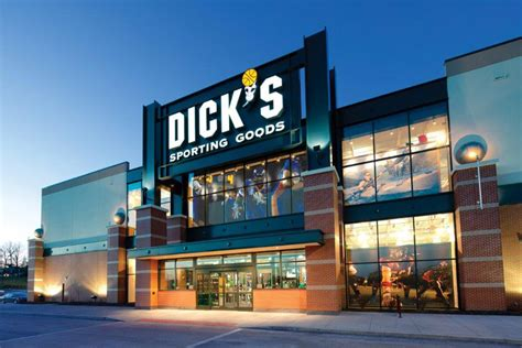 stores sporting goods
