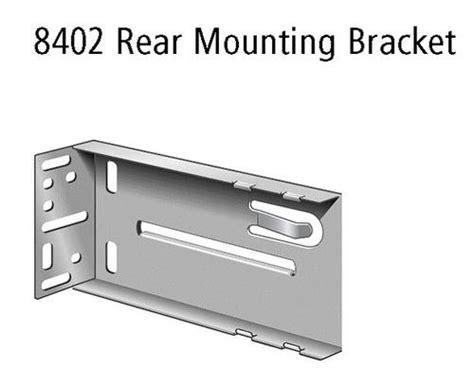 cabinet drawer slides rear mounting bracket knape vogt rear mounting drawer slide 8400 bracket at