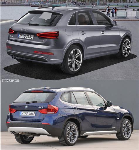 Audi Q3 Or Q5 by Audi Q3 Vs Q5 Comparison Www Pixshark Images