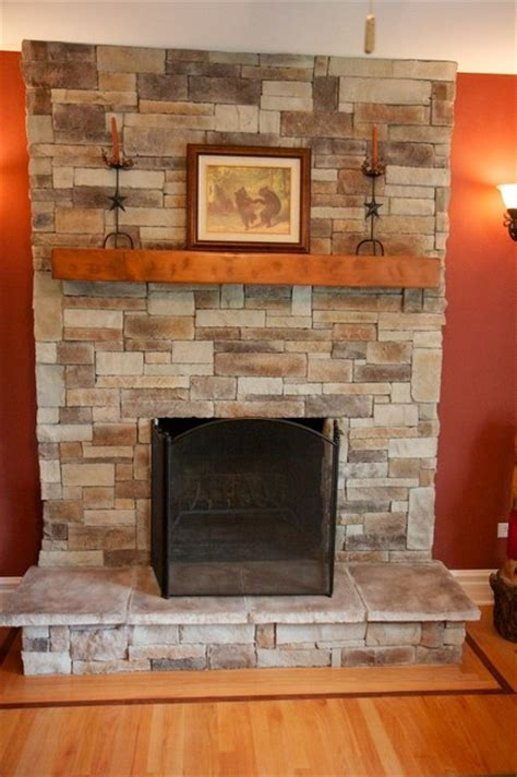 stone and wood fireplace stone fireplaces and wood mantels traditional family