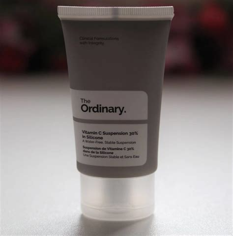Deciem The Ordinary Vitamin C Suspension 30 In Silicon 30ml new from niod esho hylamide and the ordinary