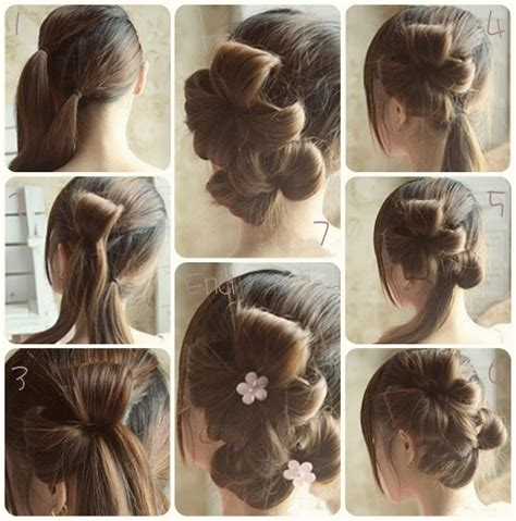 simple hairstyles for party at home party hairstyles for long hair using step by step for 2017