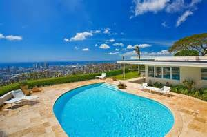 Hawaii Rental Hawaii Villas Oahu Villas Honolulu Sky Villa Vacation