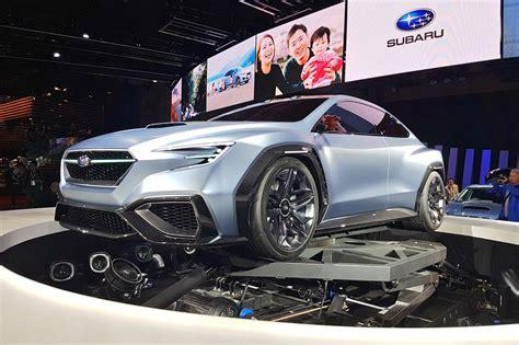 Subaru Sti 2020 News by New Subaru Wrx Sti Due By 2020 With Hybrid Power Auto