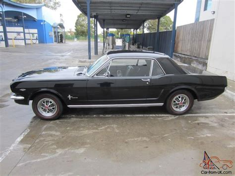 1965 mustang wheels 1965 ford mustang coupe d code 4v 289v8 automatic p
