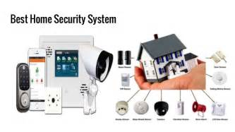 top home security systems best home security system