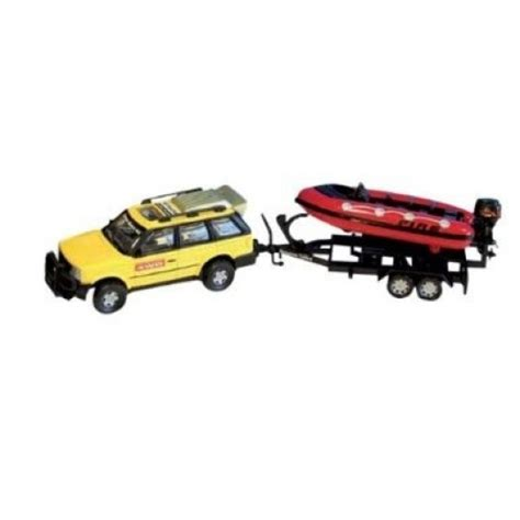 toy boat with trailer car trailer with boat toy delivery is free ebay