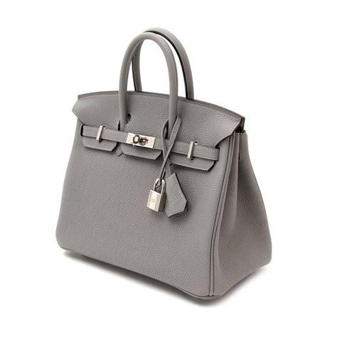Sale Tas Wanita Hermes Birkin Togo 25 brand new birkin 25 gris mouette togo phw for sale at 1stdibs