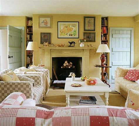 country style room decor country style living room with fireplace