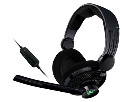 Headset Gaming Razer razer carcharias gaming headset xbox 360 pc gaming headset razer united states