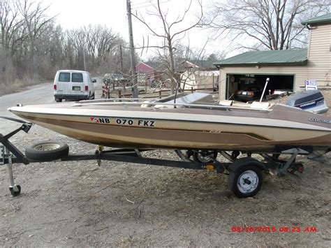 glastron boat engines glastron gx150 16 boat 85hp evinrude 1985 for sale for