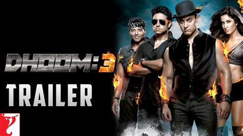 Dhoom3 2013 Full Movie Dhoom 3 Trailer With English Subtitles Youtube