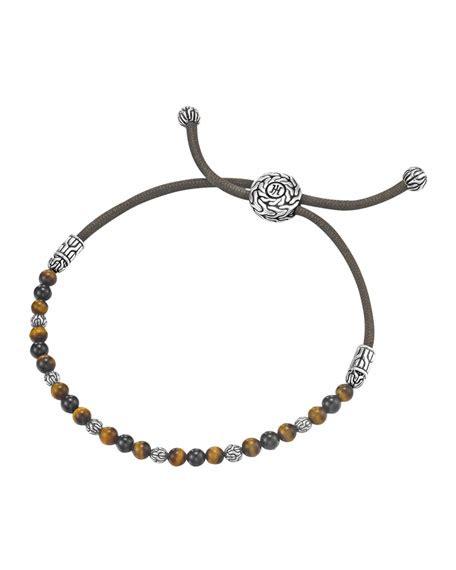 tiger eye bead bracelet hardy tiger s eye bead bracelet