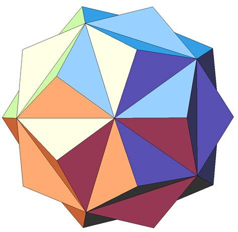 Image Gallery Stellated Icosahedron - escher s geometric universe mairimages ca