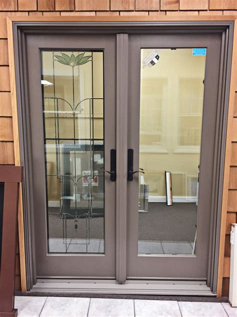 andersen windows doors andersen 400 series wood in swing door sound view
