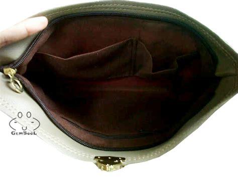 Handbag Kulit Cheer Soul Leather Handbag Leather Clutch clutch dompet lucu motif hibiscus mj tas trendy