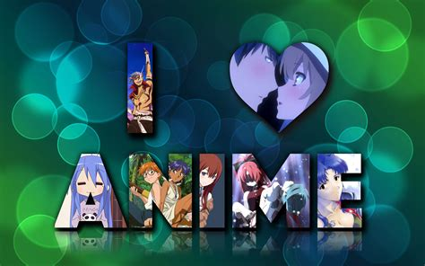 wallpaper hd anime love i love anime wallpaper by alessiole on deviantart