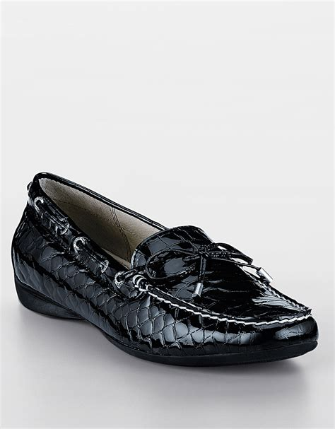 black sperry loafers sperry top sider sconset slip on loafers in black black