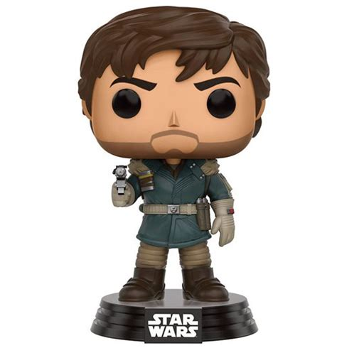 Funko Pop Captain Cassian Andor Wars Rogue One wars rogue one pop vinyl bobble figure captain cassian andor 9 cm for only 163 14 86 at