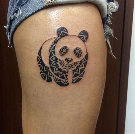 tattoo panda dessin 12 tatouages de panda happie s