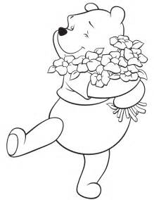 pictures winnie pooh characters kids coloring