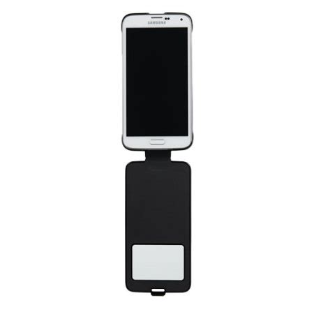 Anymode S View Cover For Samsung Galaxy S5 G900 Original anymode samsung galaxy s5 view cradle black