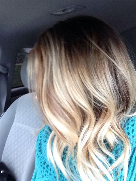 how long take for balayage blonde ombre bob newhairstylesformen2014 com