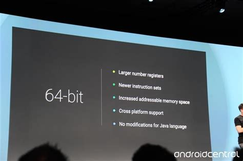 is 32 bit better or 64 bit why 64 bit processors really matter for android android