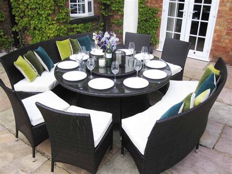 Patio Table For 8 Essential Factors To Think About About Dining Table For Eight And 10 Peoplepattern