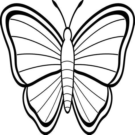 imagenes de mariposas infantiles para imprimir mariposas grandes para colorear e imprimir