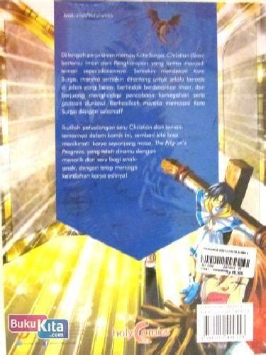 Holycomic Perjalanan Menuju Kota Surga bukukita holy comics perjalanan menuju kota surga 2 color
