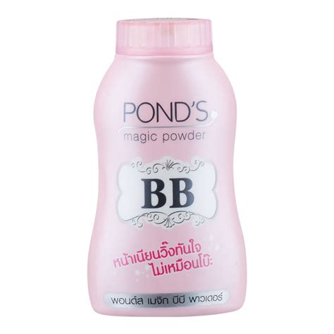 Bedak Ponds Tabur Ponds Bb Magic Powder Jual Kosmetik Original Thailand