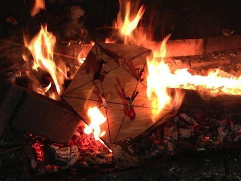 Sacrifice Of A Witch bert stabler