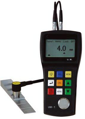 Ultrasonic Water Depth Meter Tester Rs02 ultrasonic thickness um 1 and um 1d
