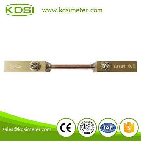 shunt resistor rating ammeter shunt copper shunt current shunt current shunt resistor dc ammeter shunt buy product on