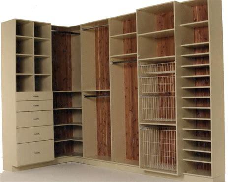 recommendation design a closet organizer lowes