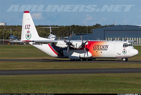 lockheed l 100 30 at hercules l 382g coulson flying tankers lynden air cargo aviation