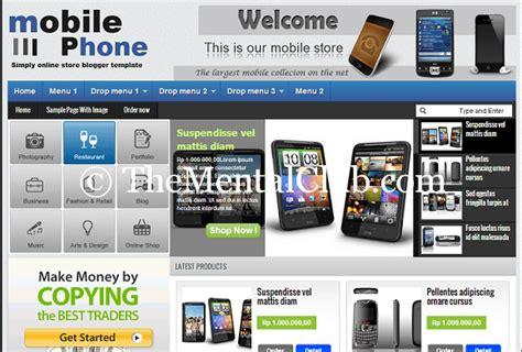 responsive blogger template for blgospot website the