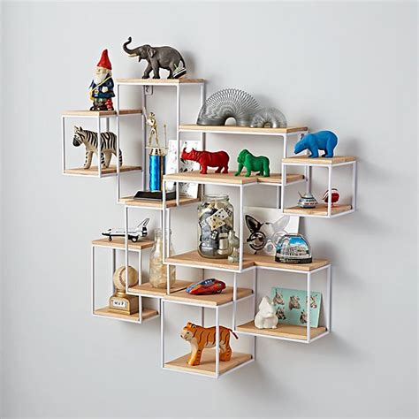Shelf For Shop by Network Wall Shelf The Land Of Nod