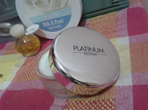 Bedak Ristra Halal Brand Ristra My Daily Product Review