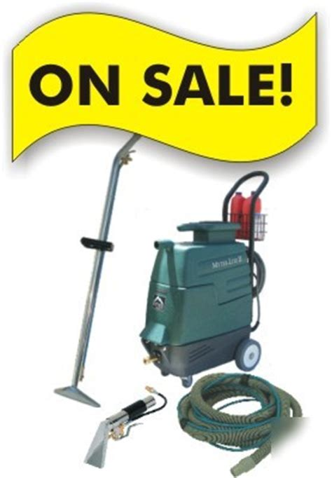 Auto Upholstery Cleaning Machine by 8070 Mytee Auto Detail Machine Carpet Cleaning Combo
