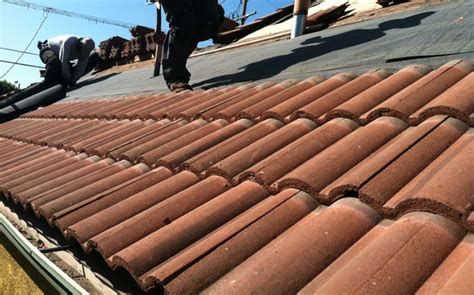 S Tile Roof Concrete S Tile Walnut Anr Roofing