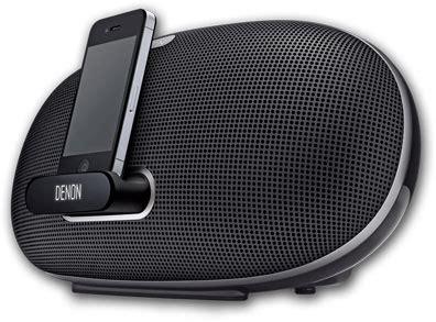 Cocoon Tubular Ipod Dock by Denon Cocoon Dock Speaker Per Iphone Ipod