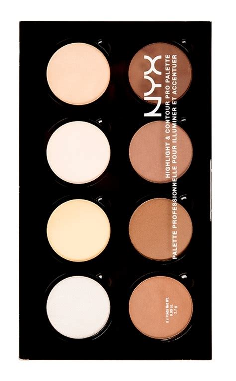 Nyx Highlight And Contour Pro Palette nyx highlight contour pro palette for 2015