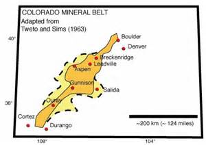 colorado mineral belt