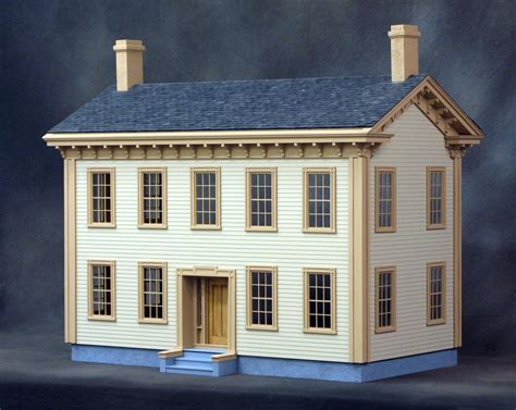 18 doll house kits dollhouse kit dollhouse kits wooden dollhouse heirloom quality from vermont