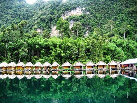 khao sok bungalows 25 best ideas about khao sok national park on