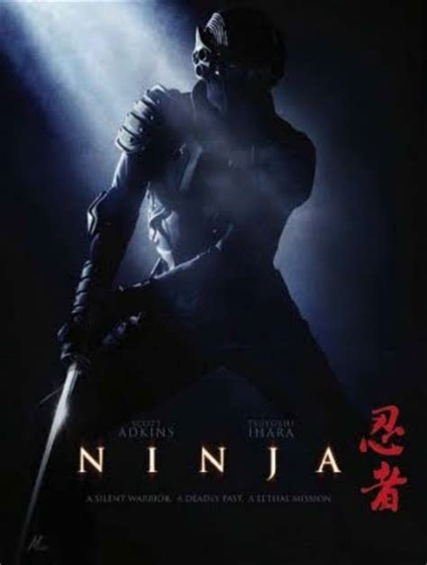 film o ninja somewhat a review of the movie ninja 2009 cavalcade of